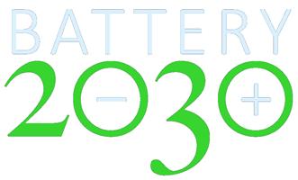 Battery 2030+ logo